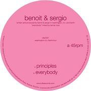 "Benoit & Sergio/PRINCIPLES 12"""