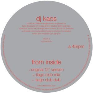 "DJ Kaos/FROM INSIDE 12"""