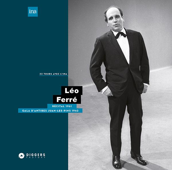 Leo Ferre/RECITAL 1961 LP