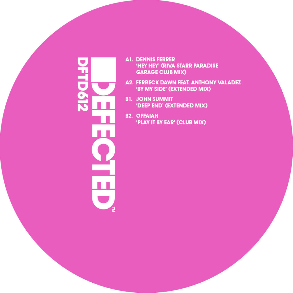 Various/DEFECTED: EP9 12""