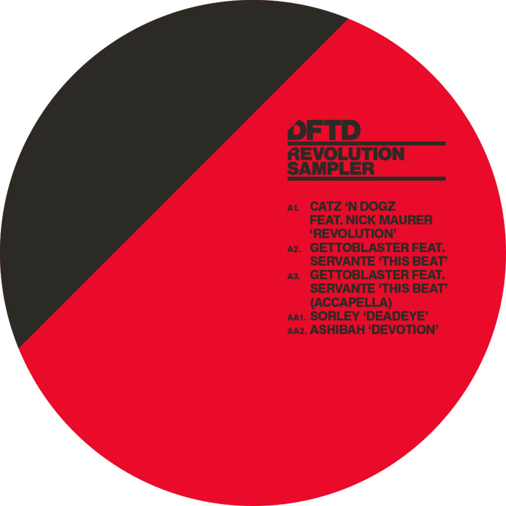 Various/DFTD: REVOLUTION SAMPLER 12""