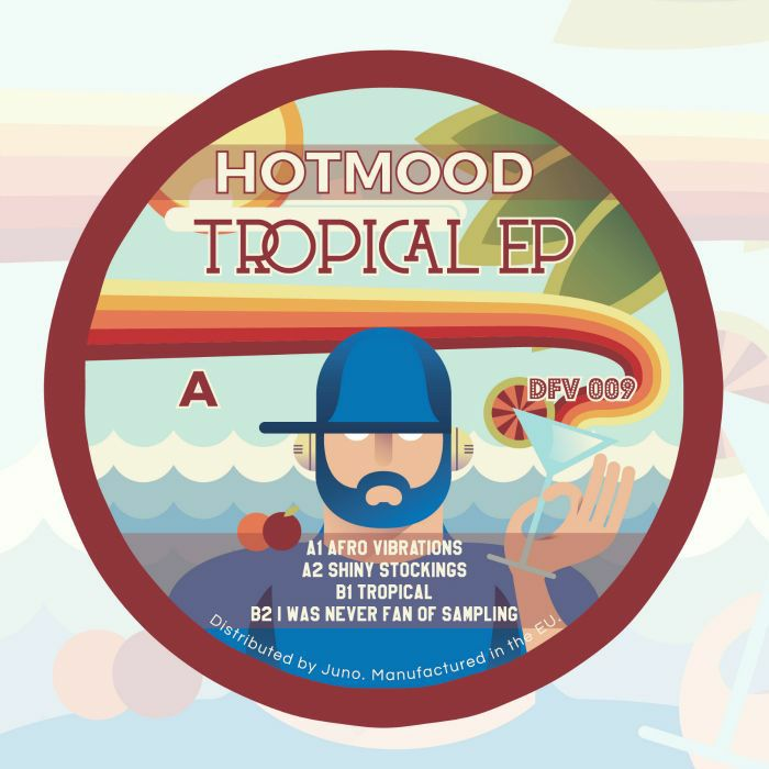 Hotmood/TROPICAL EP 12""