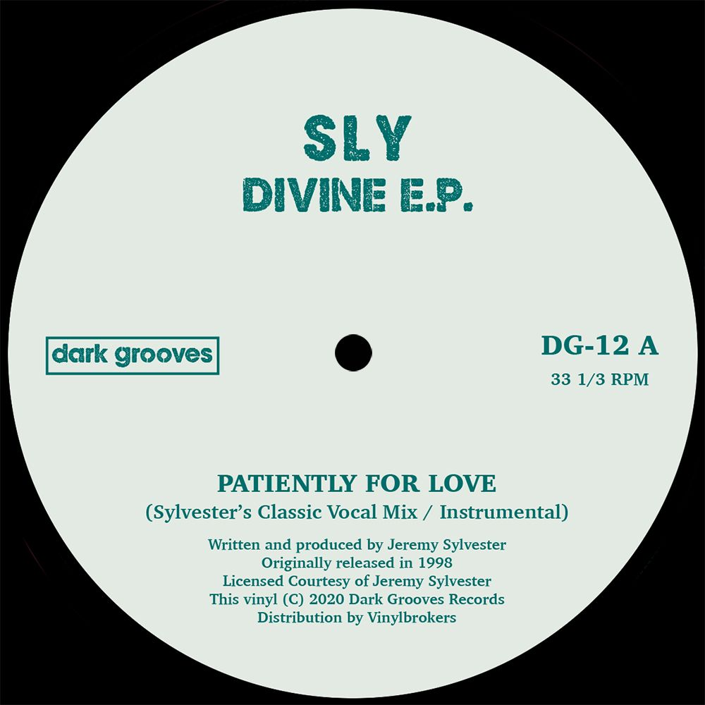 """Sly/DIVINE EP 12"""""""