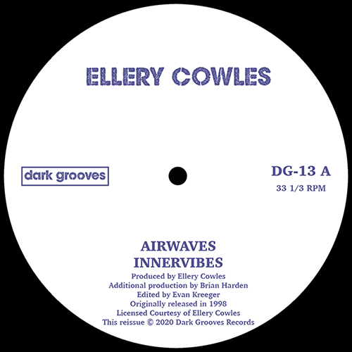 Ellery Cowles/AIRWAVES 12""