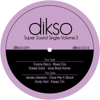 "Various/SUPER SOUND SINGLE VOL. 3 12"""
