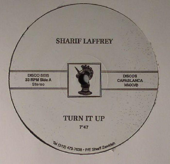 "Sharif Laffrey/TURN IT UP 12"""