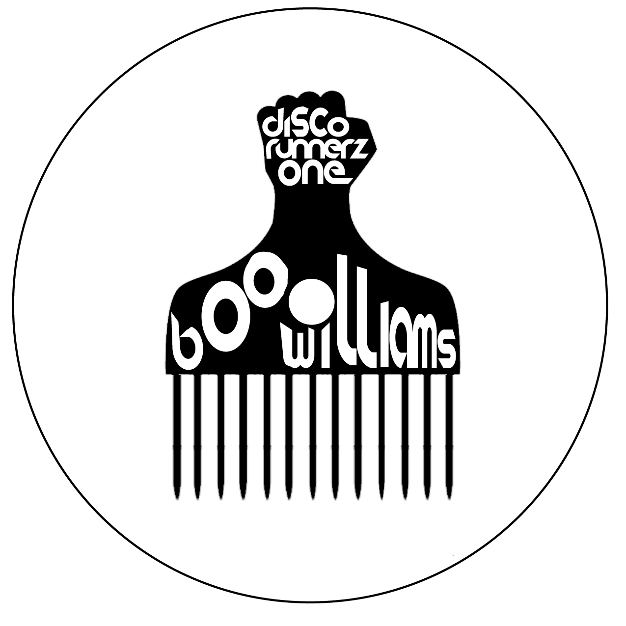 Boo Williams/DISCO RUNNERZ 1 12""