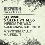 """Survival/IN FROM THE WILD SAMPLER #2 12"""""""