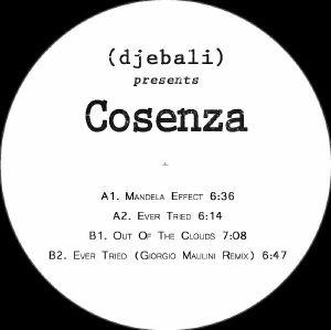 "Cosenza/DJEBALI PRESENTS... EP 12"""