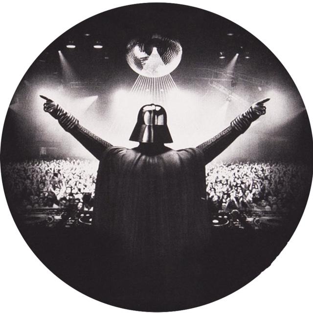 Darth Vader/DJ LORD VADER SLIPMAT