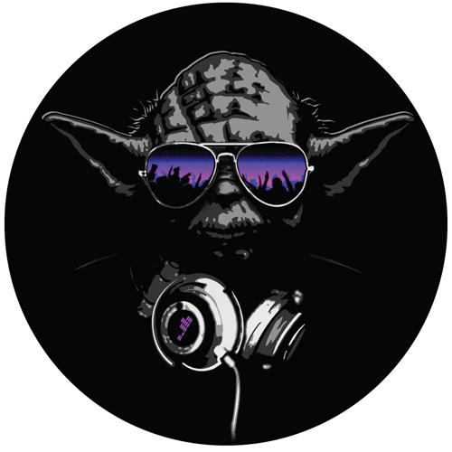 DJ Yoda/STAR WARS SLIPMAT