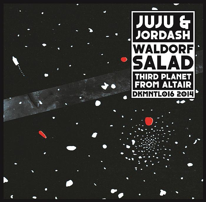 "Juju & Jordash/WALDORF SALAD 12"""