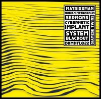 "Matrixxman/NUBIAN METROPOLIS 12"""