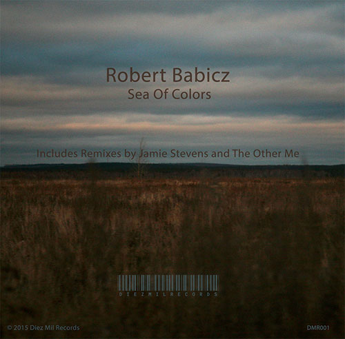 "Robert Babicz/SEA OF COLORS 12"""