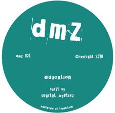 "Digital Mystikz/EDUCATION 12"""
