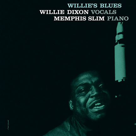 Willie Dixon/WILLIE'S BLUES (180g) LP