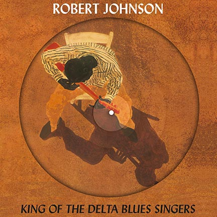 Robert Johnson/KING OF THE DELTA PIC LP