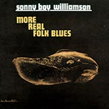 Sonny Boy Williamson/MORE REAL BLUES LP