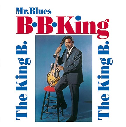 B.B. King/MR. BLUES (180g) LP