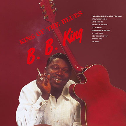 B.B. King/KING OF THE BLUES (180g) LP