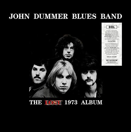 John Dummer Blues Band/LOST 1973 LP