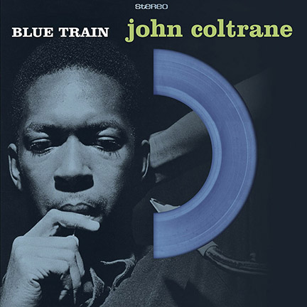 John Coltrane/BLUE TRAIN (BLUE WAX) LP