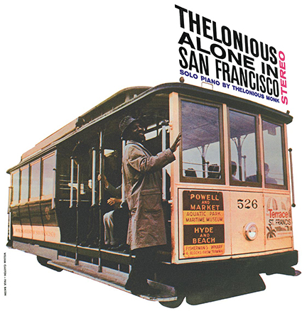 Thelonious Monk/ALONE IN S.F. (180g) LP