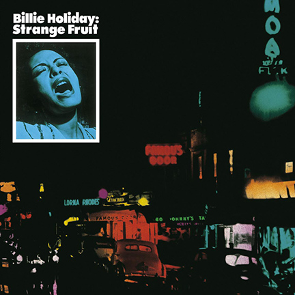 Billie Holiday/STRANGE FRUIT (180g) LP