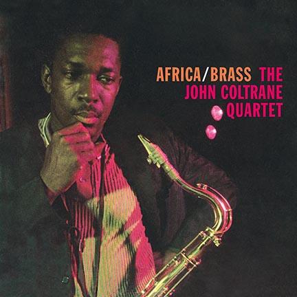 John Coltrane Quart/AFRICA BRASS(180g)LP