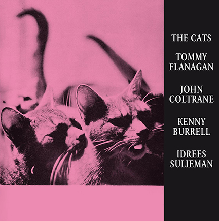 John Coltrane & K. Burrell/CATS (180g)LP
