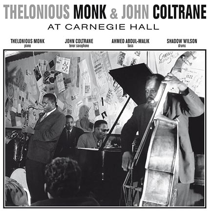 Thelonious & Coltrane/CARNEGIE(180g) LP