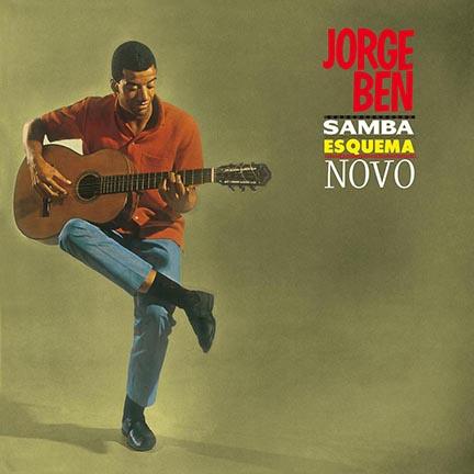 Jorge Ben/SAMBA ESQUEMA NOVO (180g) LP