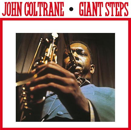 John Coltrane/GIANT STEPS (180g) LP