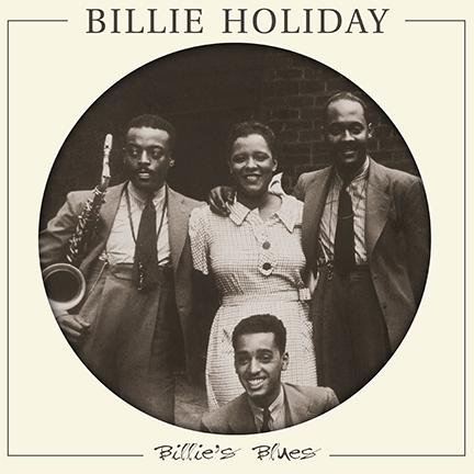 Billie Holiday/BILLIE'S BLUES PIC LP