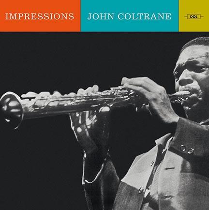 John Coltrane/IMPRESSIONS (180g) LP