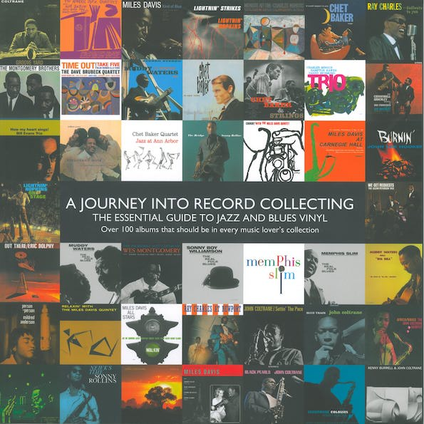 A Journey Into Record Collecting/BOOK