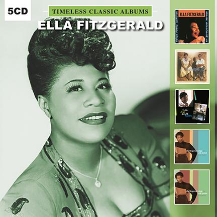 Ella Fitzgerald/TIMELESS CLASSICS 5CD