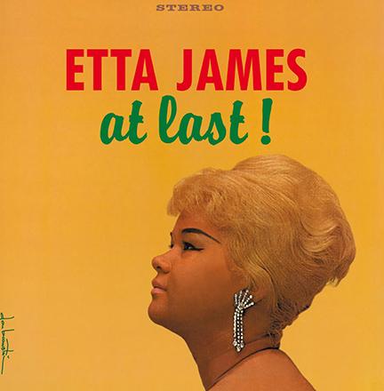 Etta James/AT LAST! (180g) LP