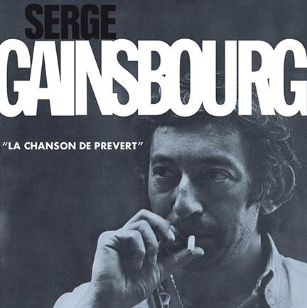 Serge Gainsbourg/LA CHANSON DE (180g) LP