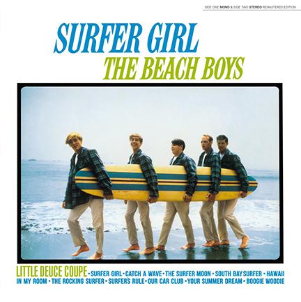 Beach Boys/SURFER GIRL (180g) LP