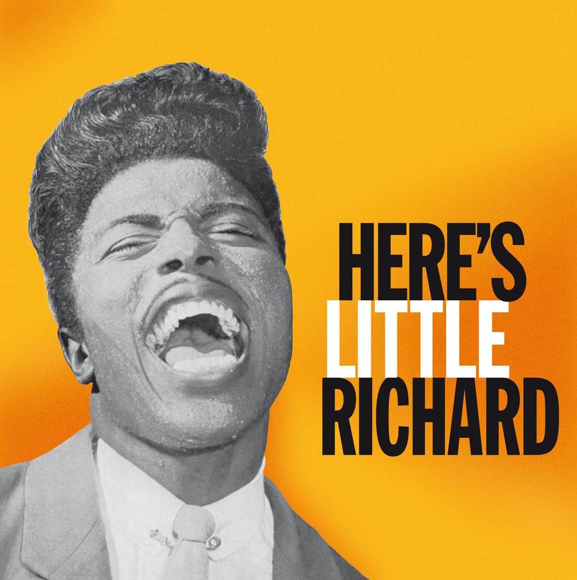 Little Richard/HERE'S LITTLE (180g) LP