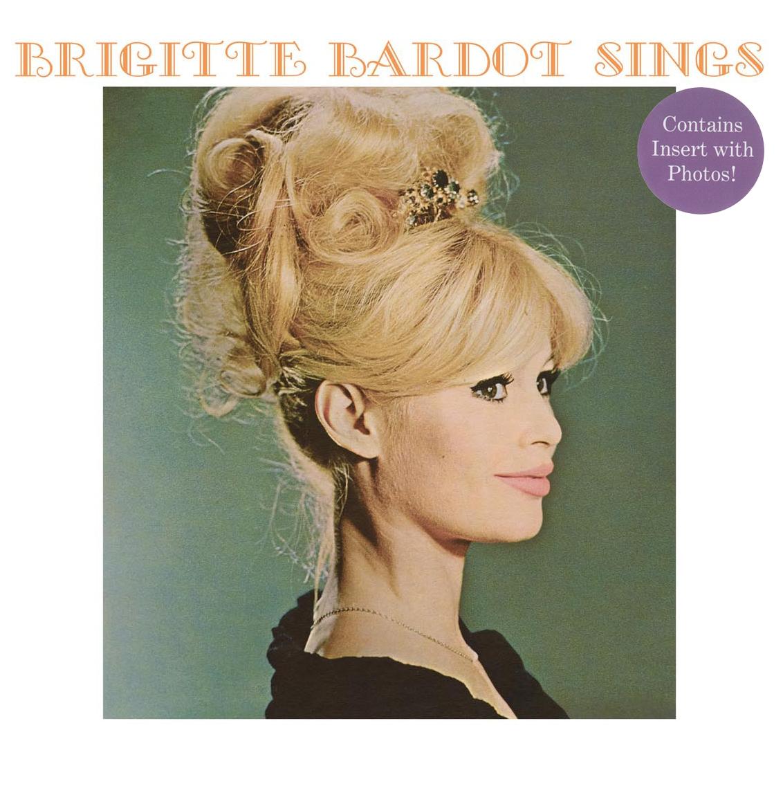 Brigitte Bardot/SINGS (+ PRINT) LP