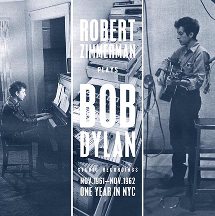 Bob Dylan/ROBERT ZIMMERMAN PLAYS(180g)LP
