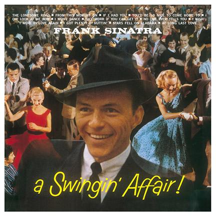 Frank Sinatra/A SWINGIN' AFFAIR(180g) LP