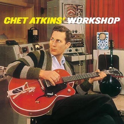 Chet Atkins/WORKSHOP (180g) LP