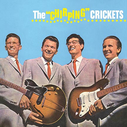Crickets/CHIRPING CRICKETS (180g) LP