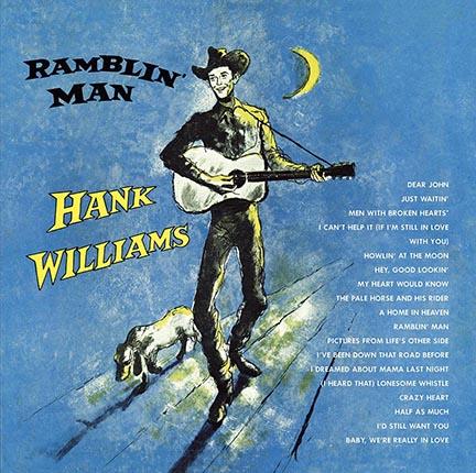 Hank Williams/RAMBLIN' MAN (180g) LP