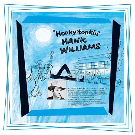 Hank Williams/HONKEY TONKIN' (180g) LP