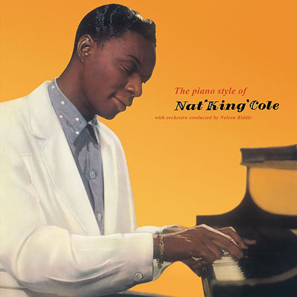 Nat King Cole/PIANO STYLE (180g) LP
