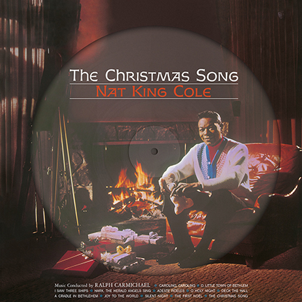 Nat King Cole/CHRISTMAS SONGS PIC LP